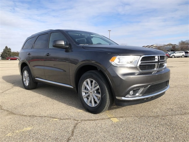 2019 Dodge Durango SXT PLUS AWD Sport Utility For Sale in Madison, WI