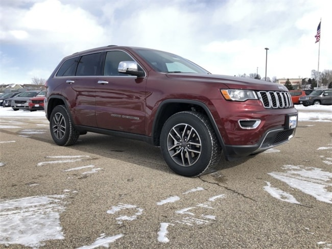 2019 Jeep Grand Cherokee LIMITED 4X4 Sport Utility For Sale in Madison, WI
