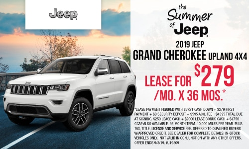 New Chrysler Dodge Jeep RAM Specials in Madison, WI | Russ