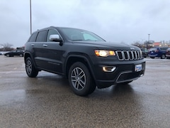 2018 Jeep Grand Cherokee LIMITED 4X4 Sport Utility For Sale in Madison, WI