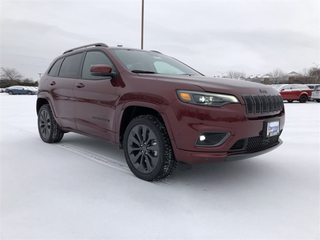 2019 Jeep Cherokee HIGH ALTITUDE 4X4 Sport Utility For Sale in Madison, WI