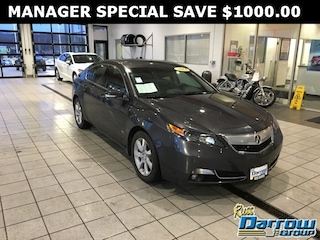 2014 Acura TL 3.5 (A6) Sedan For Sale in Madison, WI