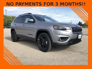 2019 Jeep Cherokee ALTITUDE 4X4 Sport Utility For Sale in Madison, WI