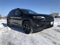 2019 Jeep Cherokee ALTITUDE 4X4 Sport Utility Madison, WI