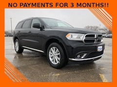 2019 Dodge Durango SXT PLUS AWD Sport Utility For Sale in West Bend, WI