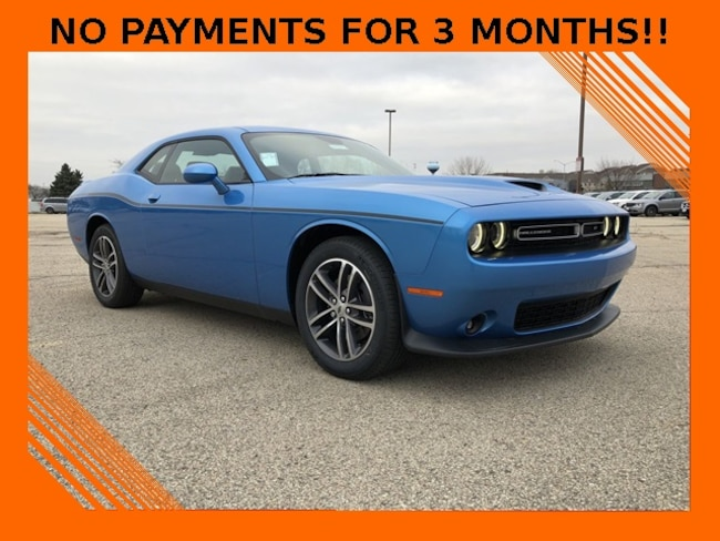 2019 Dodge Challenger GT AWD Coupe For Sale in Madison, WI