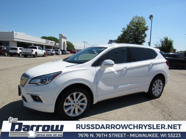 Used 2016 Buick Envision Premium I SUV for Sale in Madison, WI