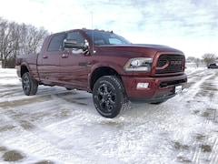 2018 Ram 2500 LARAMIE MEGA CAB 4X4 6'4 BOX Mega Cab For Sale in Madison, WI