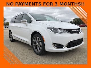 2019 Chrysler Pacifica LIMITED Passenger Van For Sale in Madison, WI