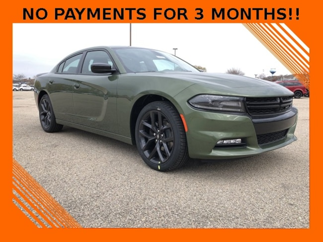 2019 Dodge Charger SXT RWD Sedan For Sale in Madison, WI