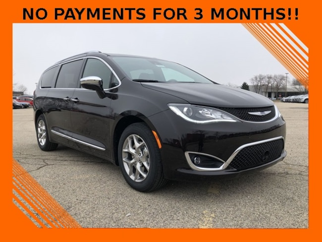 New 2019 Chrysler Pacifica Limited For Sale In Madison Wi Vin