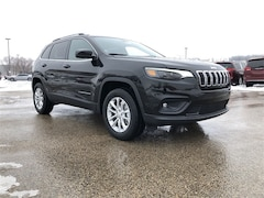 2019 Jeep Cherokee LATITUDE 4X4 Sport Utility Madison, WI