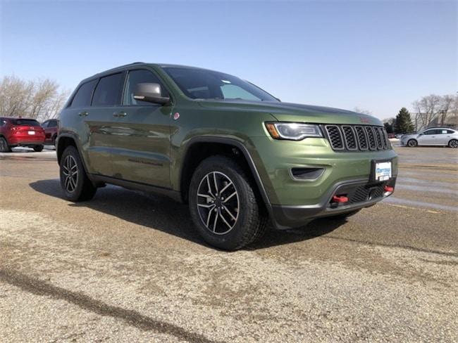 2019 Jeep Grand Cherokee Trailhawk SUV For Sale in Madison, WI