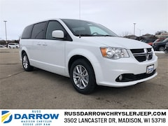 2020 Dodge Grand Caravan SE PLUS (NOT AVAILABLE IN ALL 50 STATES) Passenger Van For Sale in Madison, WI