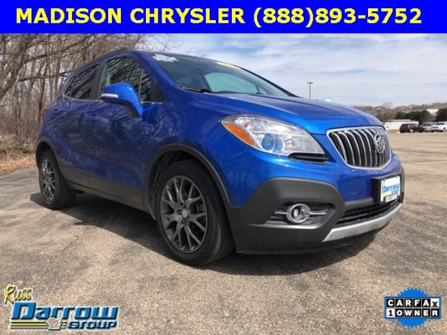 2016 Buick Encore Sport Touring SUV For Sale in Madison, WI