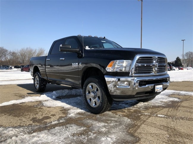 2018 Ram 2500 BIG HORN CREW CAB 4X4 6'4 BOX Crew Cab For Sale in Madison, WI