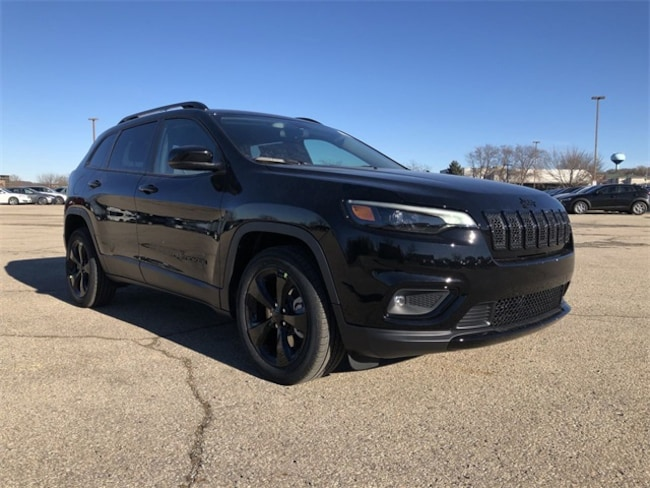 2019 Jeep Cherokee ALTITUDE FWD Sport Utility For Sale in Madison, WI