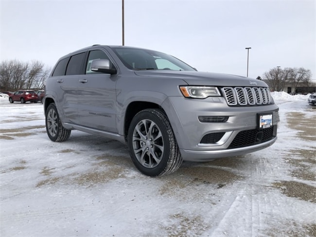 2019 Jeep Grand Cherokee SUMMIT 4X4 Sport Utility For Sale in Madison, WI