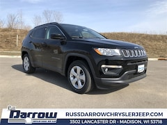 2019 Jeep Compass LATITUDE FWD Sport Utility For Sale in Madison, WI