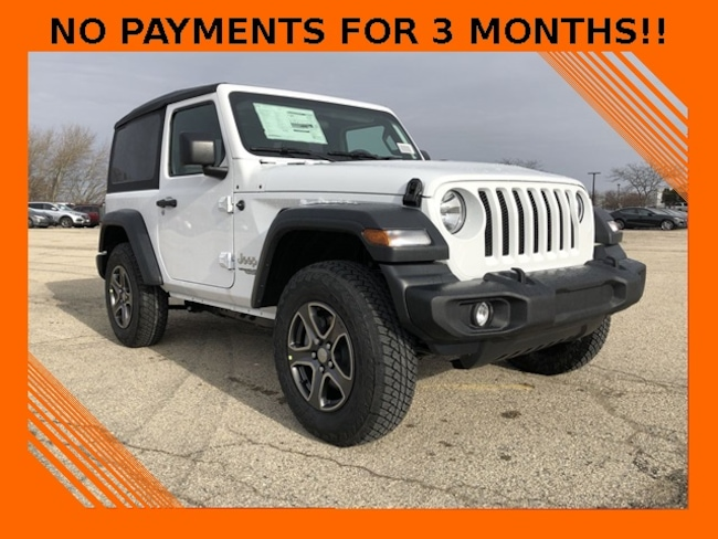 2018 Jeep Wrangler SPORT S 4X4 Sport Utility For Sale in Madison, WI