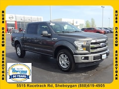 2017 Ford F-150 Truck SuperCrew Cab For Sale in Madison, WI