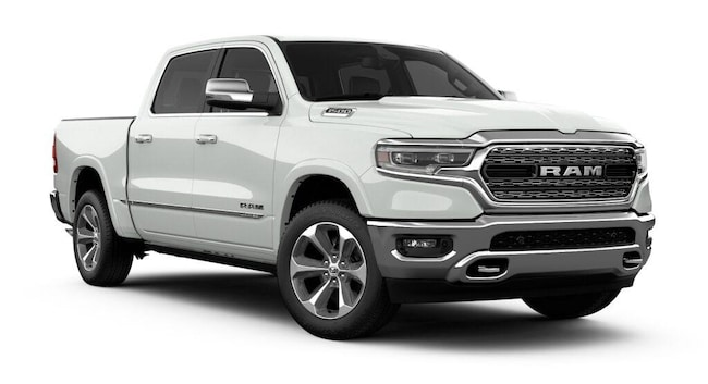 2019 Ram 1500 LIMITED CREW CAB 4X4 5'7 BOX Crew Cab For Sale in Madison, WI