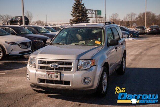 Ford Escape Hybrid For Sale >> Used 2010 Ford Escape Hybrid For Sale In Madison Wi Vin