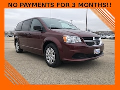 2019 Dodge Grand Caravan SE Passenger Van For Sale in Madison, WI