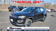 2019 Jeep Compass SPORT 4X4 Sport Utility For Sale in West Bend, WI