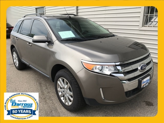 Used  Ford Edge Limited Awd For Sale In West Bend Wi Vin Fmdkkcdba