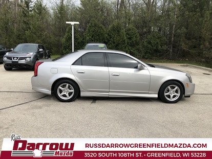 Used 2004 CADILLAC CTS Base For Sale in West Bend WI | VIN