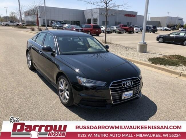 2018 Audi A6 2.0T Sedan For Sale in West Bend, WI