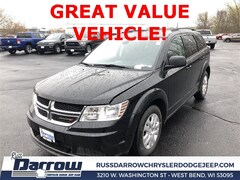 2019 Dodge Journey SE VALUE PACKAGE Sport Utility For Sale in West Bend, WI
