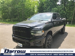 2019 Ram 2500 BIG HORN CREW CAB 4X4 6'4 BOX Crew Cab For Sale in West Bend, WI