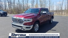 2019 Ram All-New 1500 LARAMIE LONGHORN CREW CAB 4X4 5'7 BOX Crew Cab For Sale in West Bend, WI