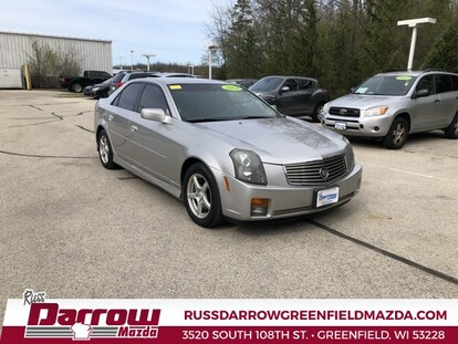 Used 2004 CADILLAC CTS Base For Sale in West Bend WI