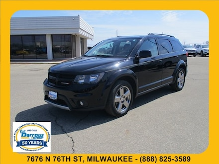 Used 2016 Dodge Journey R/T SUV For Sale in West Bend, WI