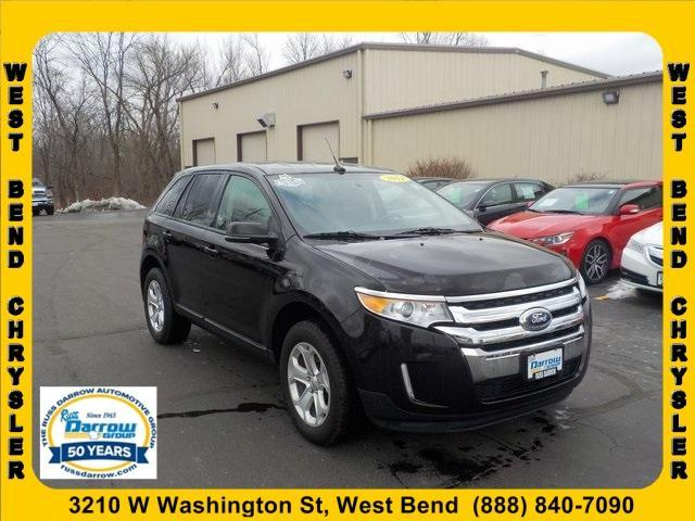 Used 2014 Ford Edge SEL SUV For Sale in West Bend, WI