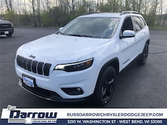 2019 Jeep Cherokee ALTITUDE 4X4 Sport Utility For Sale in West Bend, WI
