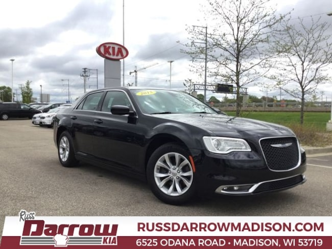 2015 Chrysler 300 Limited Sedan For Sale in West Bend, WI