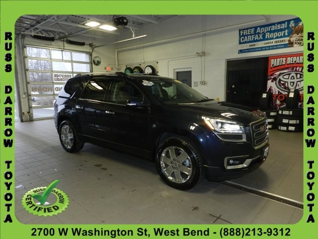 Used 2017 GMC Acadia Limited Limited SUV For Sale in West Bend, WI