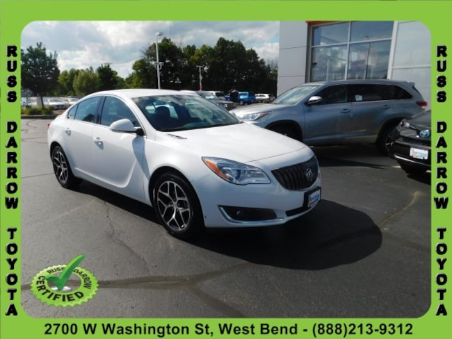 Used 2017 Buick Regal For Sale Sheboygan Wi