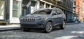 New Jeep Cherokee for Sale in Grenfield