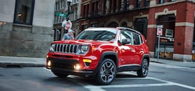 New Jeep Renegade for Sale in Grenfield