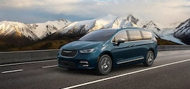 New Chrysler Pacifica for Sale In Greenfield