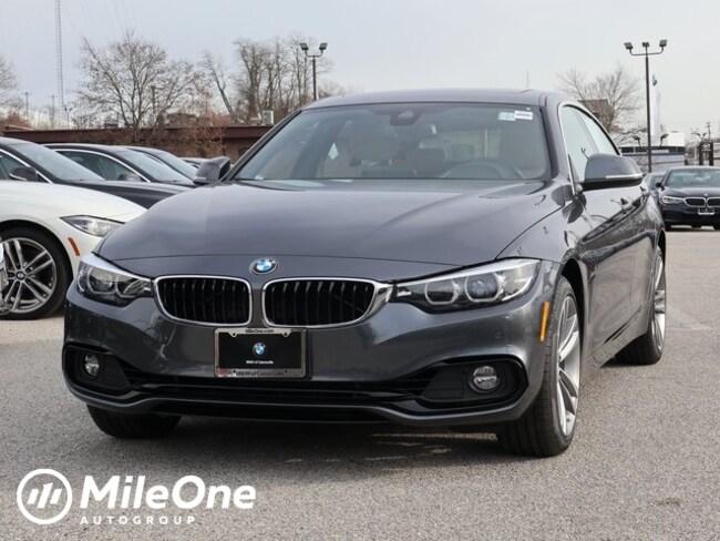 2019 BMW 4 Series xDrive Hatchback
