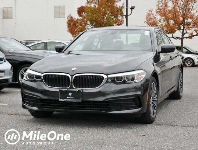 2019 BMW 5 Series xDrive Sedan