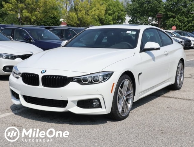 2019 BMW 4 Series 440i xDrive Coupe