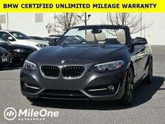 Used 2017 BMW 2 Series 230i xDrive Convertible in Houston