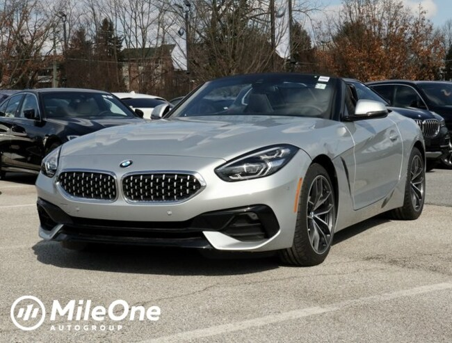 New 2019 Bmw Z4 Sdrive30i For Sale In Baltimore Maryland Bmw